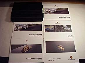 Best 2013 porsche boxster owners manual Reviews