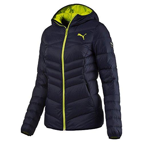 PUMA Damen Jacke ACTIVE 600 Hd PackLITE Jacket, Blau/Grün,Gr. L