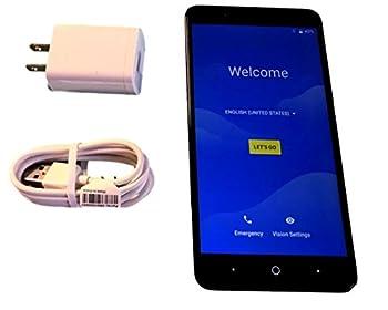 ZTE BLADE Z MAX Z982 4G LTE Metropcs  Renewed