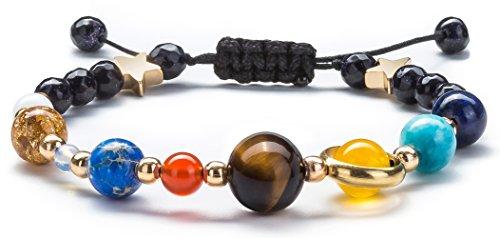 Fesciory Natural Stone Beads Bracelet