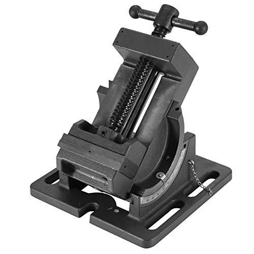 Visa de ángulo inclinable, antideslizante inclinable, material duradero ajustable para carpintería para mesa de trabajo de mesa de trabajo para trabajo mental (3 pulgadas)