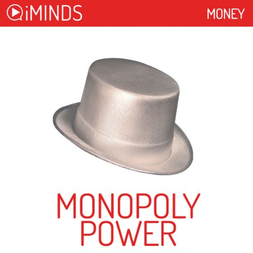 Monopoly Power audiobook cover art