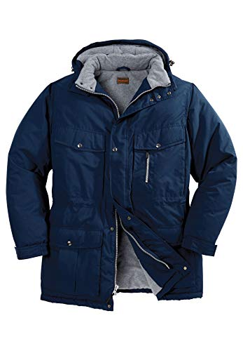 Boulder Creek Men's Big & Tall Expedition Parka Coat