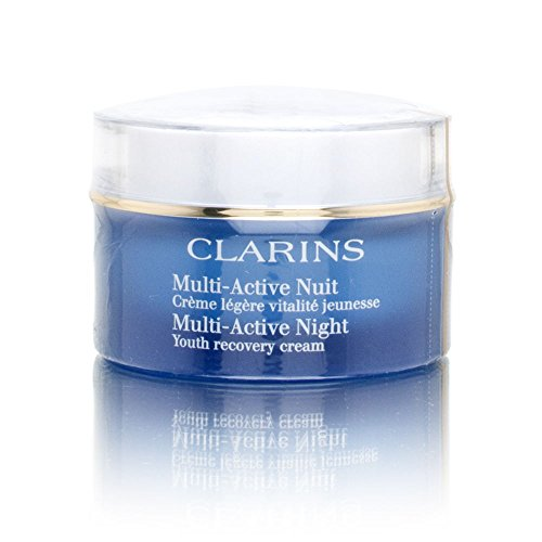 Clarins Multi-active Night Youth Recovery Cream Normal To Combination Skin, 1.7 Ounce