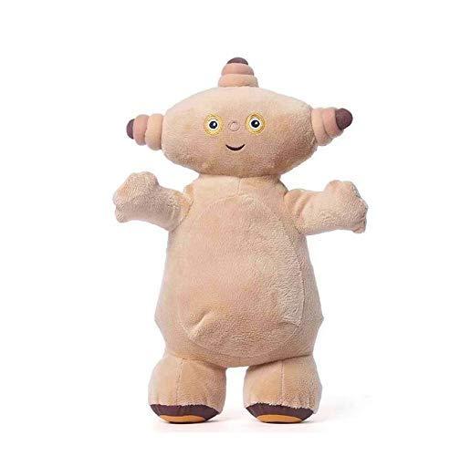 夜の庭で素敵でかわいいマッカパッカとTombliboos Plushのおもちゃの赤ちゃんのおもちゃの子供の誕生日ギフト30cmタイプ-6 (Color : Type1, Size : 30cm)
