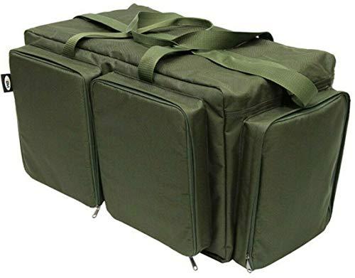 NGT Carp Fishing Camping Large Tackle Carryall Food Multi Pocket Bait Bag
