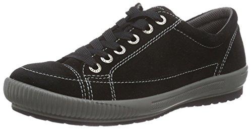 Legero Legero Damen Tanaro Sneaker, Schwarz (SCHWARZ 00), 42 EU