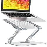 VOOV Supporto per Laptop, Supporto ergonomico per Computer Compatibile con Notebook e Tablet PC, Realizzato in...