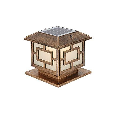Lsmaa Lsmaa Solar-buitenlamp, waterdicht, landschap, verlichting, paal, park, vloerlamp, patio, aisle, balkon, straat, post, lichte decoratie, verlichting