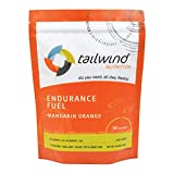 Tailwind Nutrition Mandarin Orange Endurance Fuel 50 Serving - Hydration Drink Mix with Electrolytes, Carbohydrates - Non-GMO, Gluten-Free, Vegan, No Soy or Dairy by Tailwind