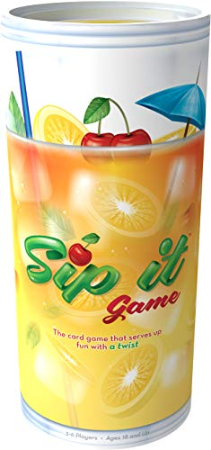 Sip It Party Game by Games Adults Play