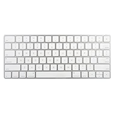 Apple Wireless Magic Keyboard 2, Silver (MLA22LL/A) - Certified Refurbished