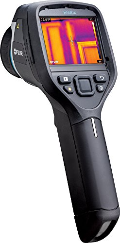 Flir E50bx Caméra d'imagerie thermique infrarouge compacte avec MSX 240 x 180 pixels