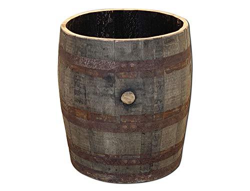Temesso Kräuterbeet aus einem originalen schottischen Whiskyfass (Kräuterbeet - Natur)