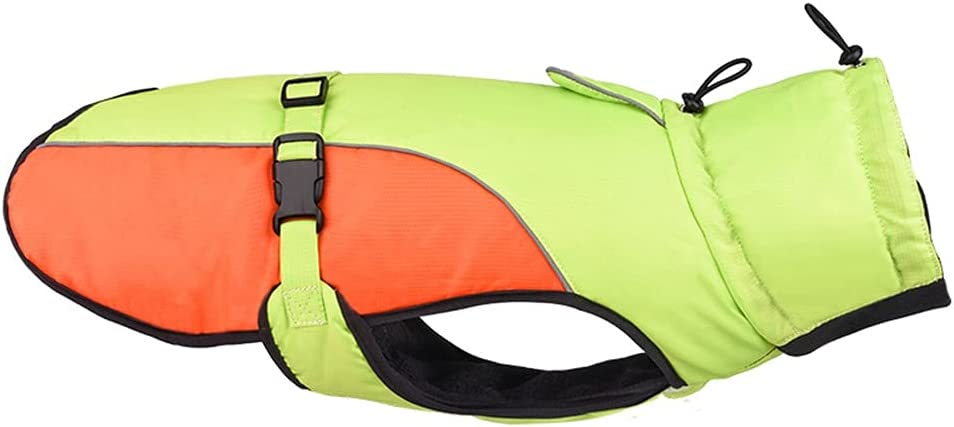 Windproof El Paso Mall Dog Jacket Warm Coat Medium Small Ultra-Cheap Deals Do Large for