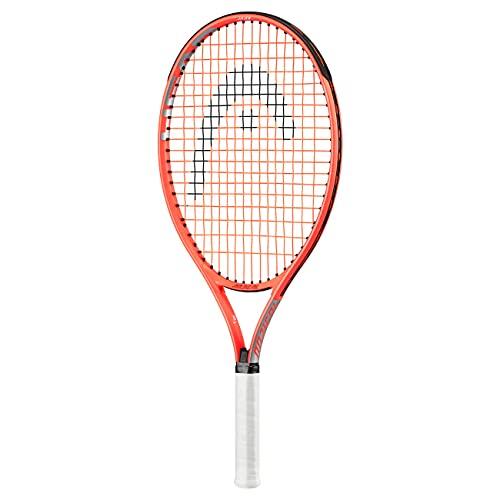 HEAD Racquet de Tenis Unisex Juvenil Radical Jr. 25, Naranja, 8-10 años
