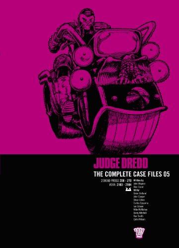 Judge Dredd The Complete Case Files 05 (English Edition)