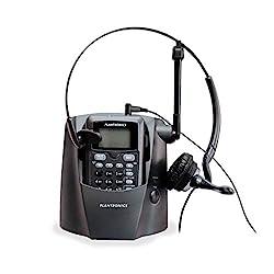 cheap Plantronics 80057-11CT14 Cordless Headset Phone Black
