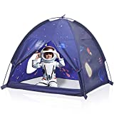 Sumbababy Kids Play Tent for Boys or Girls Space World Playhouse Toys, Toddler Tent for Kids Indoor& Outdoor Games, Imaginative Play-Astronaut Space for Kid, Perfect Kid's Gifts (Starry Sky Tent)