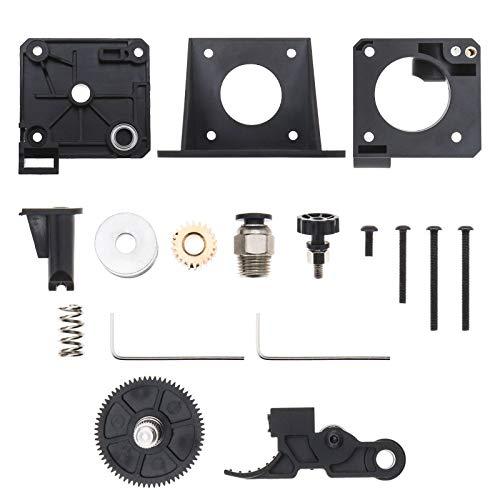 Kit estrusore per stampante 3D, 1,75 mm, compatibile con Titan Bowden J-head per motore passo-passo NEMA 17
