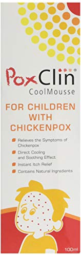 Poxclin Cool Mousse for Chickenpox