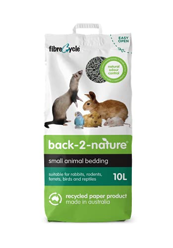 Back-2-Nature Couchage/Litière pour Petits Animaux 10...