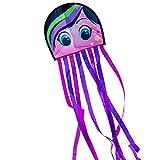 CIM Cometa - Draki XL Fashion Girl - por niños con Edad a Partir de 3 años - 31x180cm - Cordón incluidos
