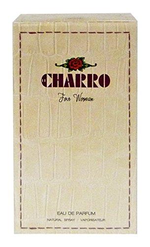 El Charro, Agua de tocador para mujeres - 30 ml.