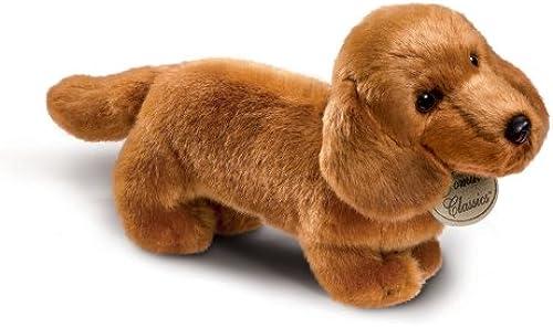 Russ Berrie Yomiko 11  Plüsch DACHSHUND Hund