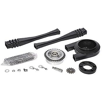Satz Antriebsteile S70 14 Teile Kette Kettenschutz Kettenschlauch Mitnehmer Ritzel Usw Auto
