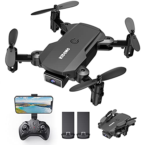 Foldable Mini Drone with 1080P HD Camera, RC Quadcopter for Adults and...