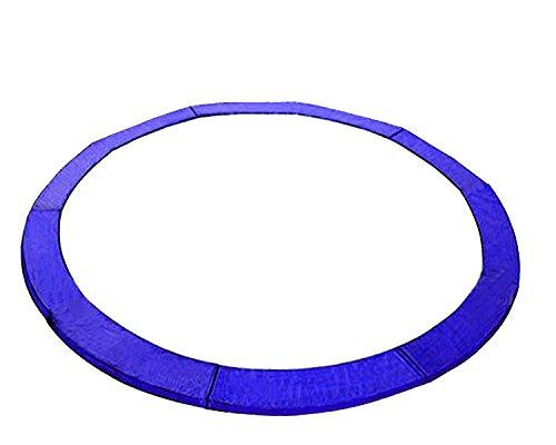 Mojawo Randabdeckung Schaumstoffgepolstert für Trampolin mit Einem Durchmesser von 3,66 m (12FT)