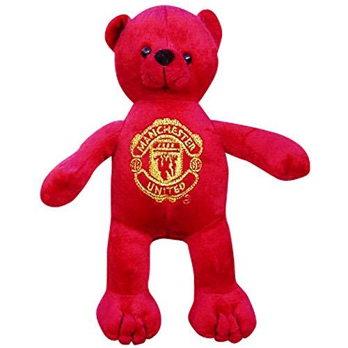 Red Devils Manchester United Bademantel 100/% Polyester-Fleece f/ür Erwachsene Unisex