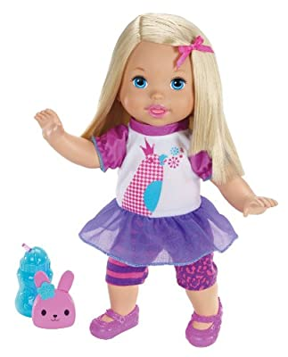 Little Mommy Talk with Me Repeating Doll