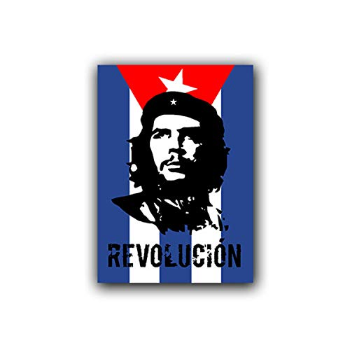 Sticker che guevara couette marxiste révolutionnaire guerillaführer cubains revolution 5 x 7 cm #a678