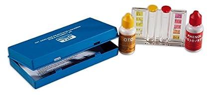 Quimicamp 209080 - Kit Analisis Oto Y Ph 209080