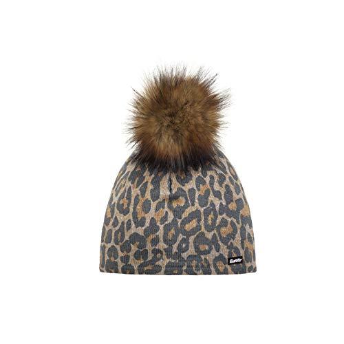 Eisbär Damska czapka Leona Lux MÜ, nadruk Leo-Print/Real