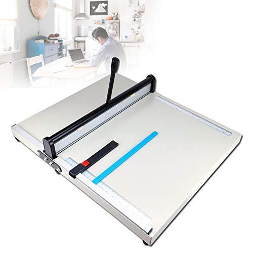 EnweLampi Papier Profi Nutmaschine Einstellbare, Creaser Falte Maschine Album Papier Rillmaschine, A3 A4 A5, Einmalig Bis Zu 7 Blatt 80 G Kopierpapier