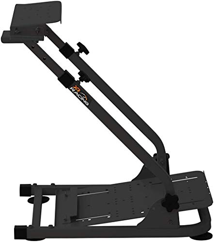 X-Rocker XR Racing Rig Steering Wheel Stand, Height Adjustable with Gear...