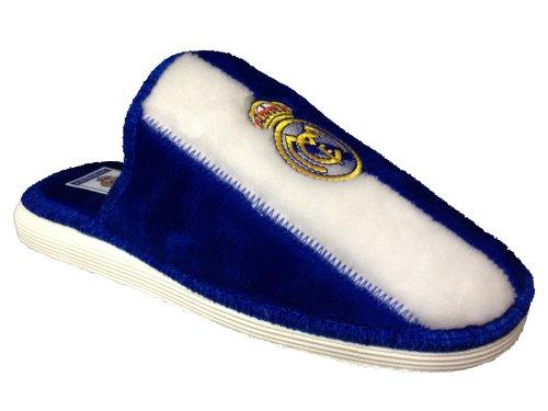 Zapatillas casa Real Madrid 790-90 Azul - Talla: 41 genero: Hombre