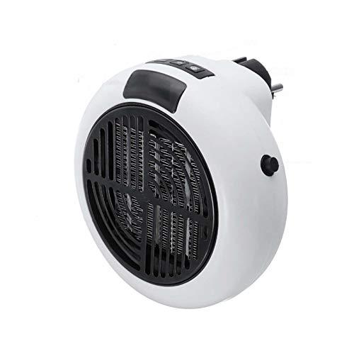 XUCZHAI Riscaldatore Portatile 900w Mini Portable riscaldatore Elettrico Desktop Riscaldamento Warm Air Fan Home Office Parete Handy Air Heater Bagno Radiatore Warmer Fan Termoventilatore Elettrico