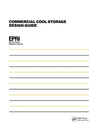Commercial Cool Storage Design Guide (English Edition)