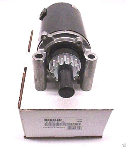 Kohler 12-098-21-S Starter Genuine Original Equipment Manufacturer (OEM) Part