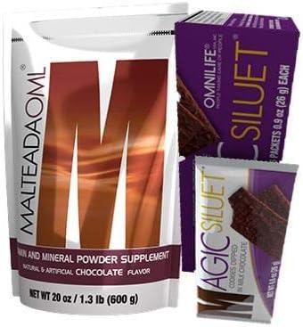 OMNILIFE OML VK Vanilla 14.10oz + Box Cookie Siluet F Max 60% OFF Max 90% OFF Box. Magic