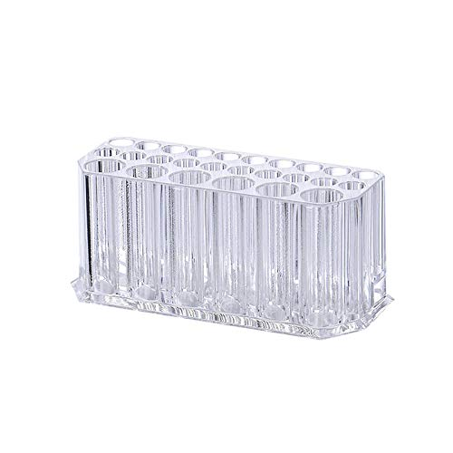 Acrylic Makeup Brush Holder, Nail P…