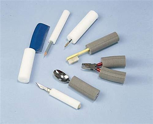 Queraltó QVD-00041/03 - Tubo de plastazote blanco 12 mm