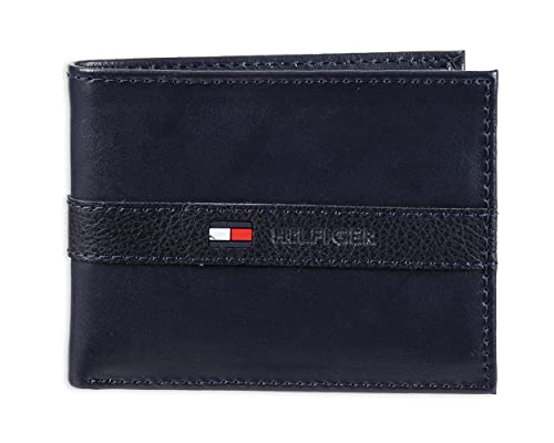 Tommy Hilfiger Men's Leather Wal...