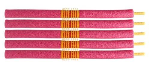 Softwickler Flexwickler Papilotten mit Stecker Lockenwickler für Ihre Haare, 12 mm