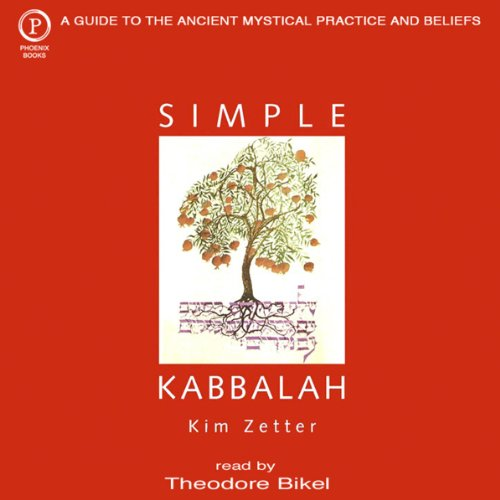 Couverture de Simple Kabbalah