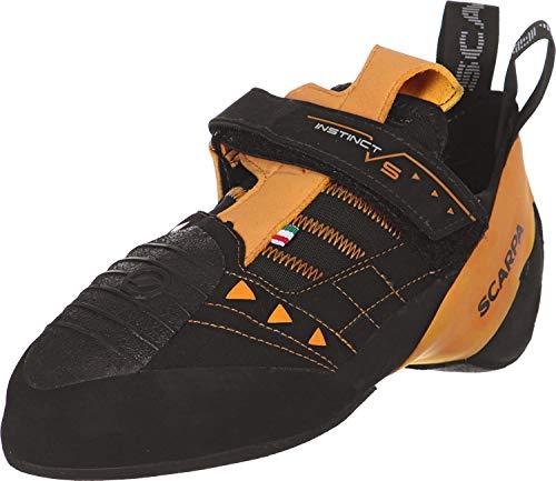 Scarpa Men's Instinct VS Climbing Shoe,Black,43 EU/10 M US